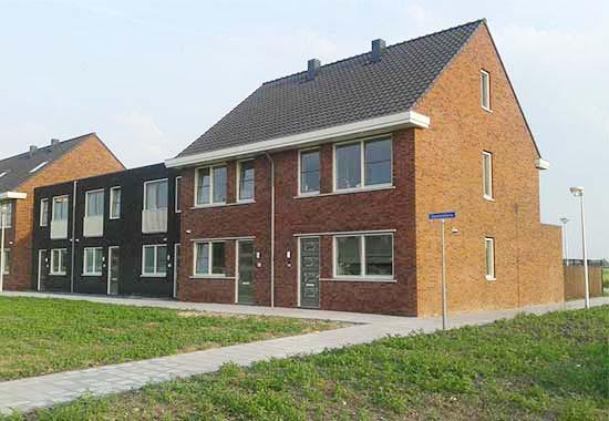Starterswoningen Weideveld Bodegraven