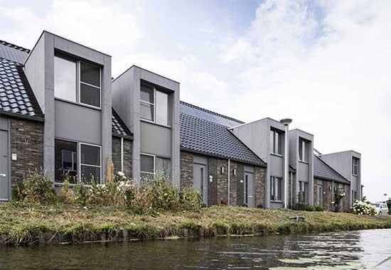 Nul Op de Meter huurwoningen te Reeuwijk