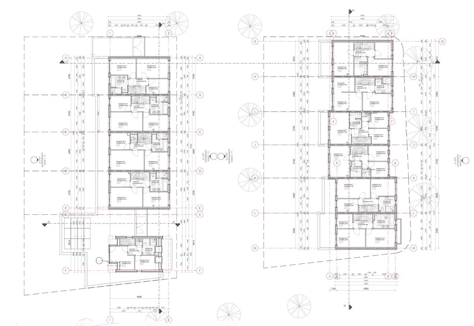 Bodegraven Weideveld CPO - Eerste verdieping