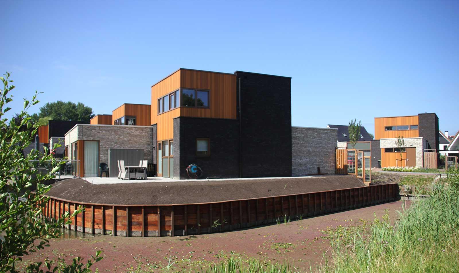 Teylingerhof Bleiswijk CPO Patiowoningen - Kopgevel