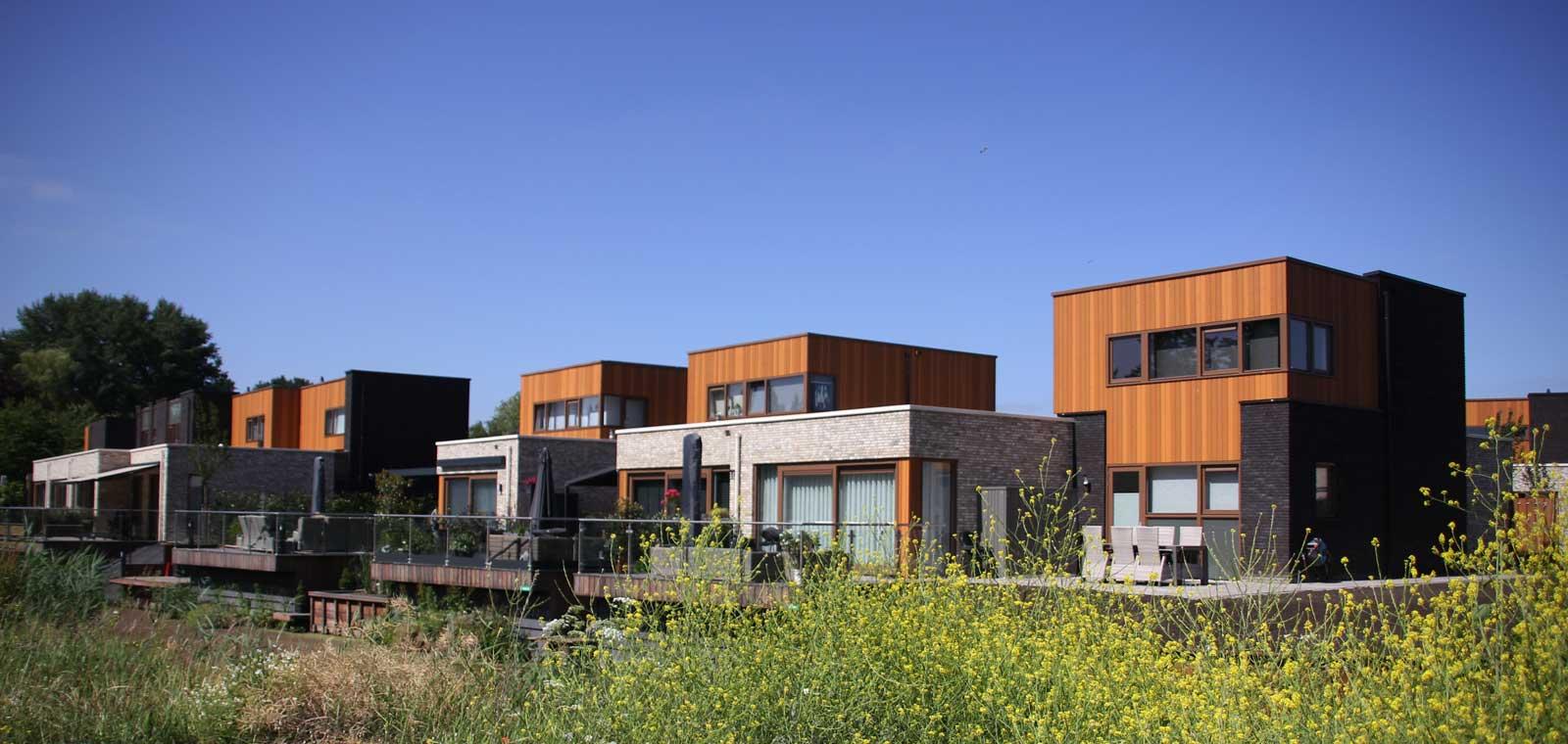Teylingerhof Bleiswijk CPO Patiowoningen - Achterzijde