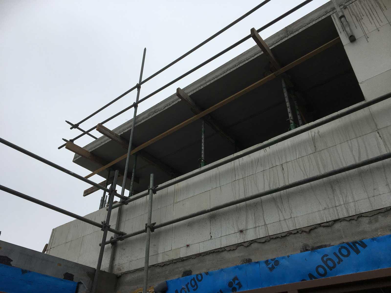 Teylingerhof Bleiswijk CPO bouw in uitvoering
