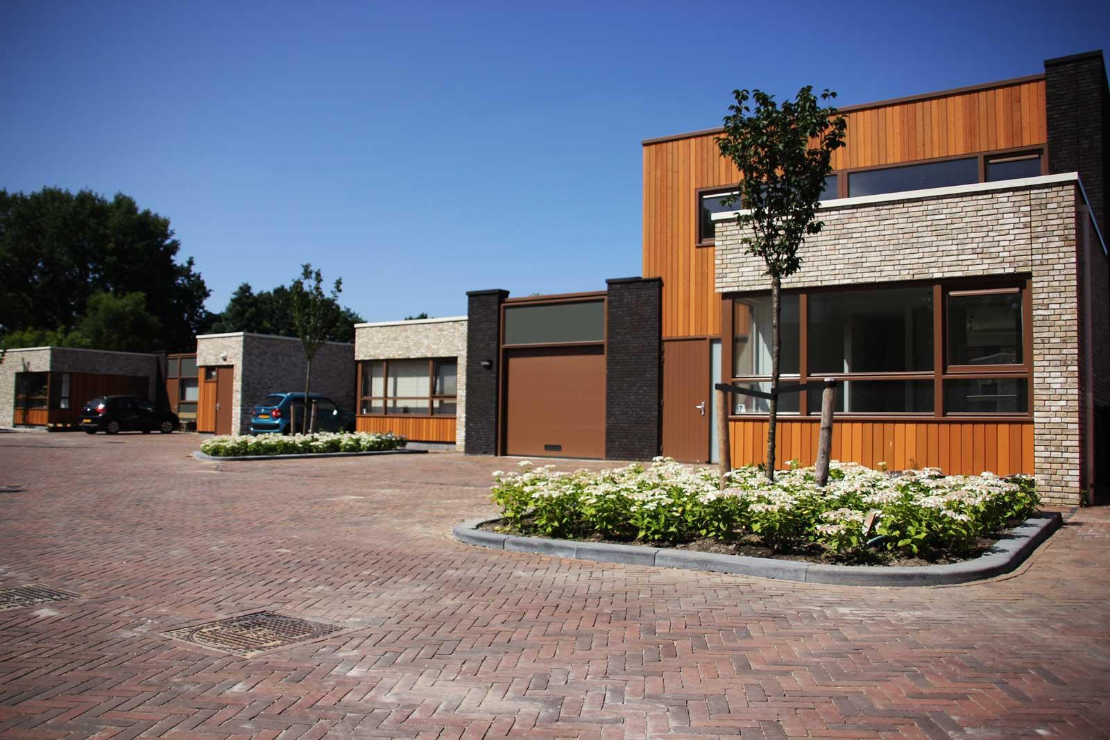 Teylingerhof Bleiswijk CPO Patiowoningen - Voorzijde