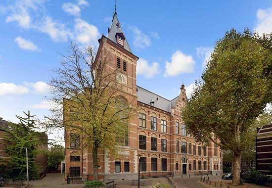 Rijksmonument Ooglijdersgasthuis Utrecht