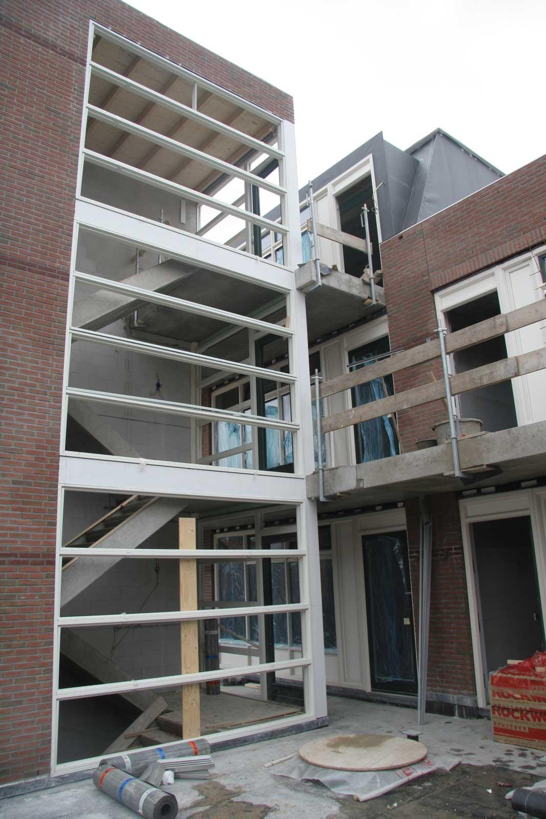 bouwupdate - wooncomlex Plantsoenstraat Purmerend