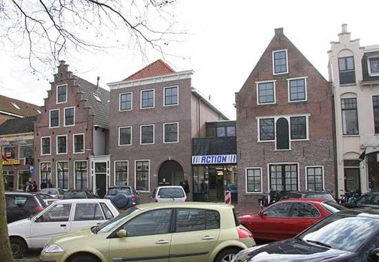 Stadsappartementen Rijksmonument Weerwal Purmerend