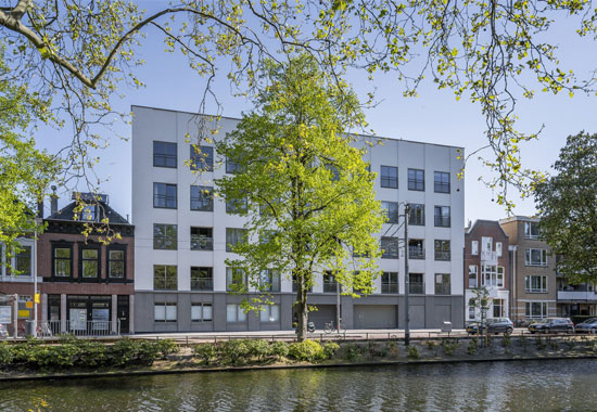 Transformatie kantoorpand Noordsingel Rotterdam