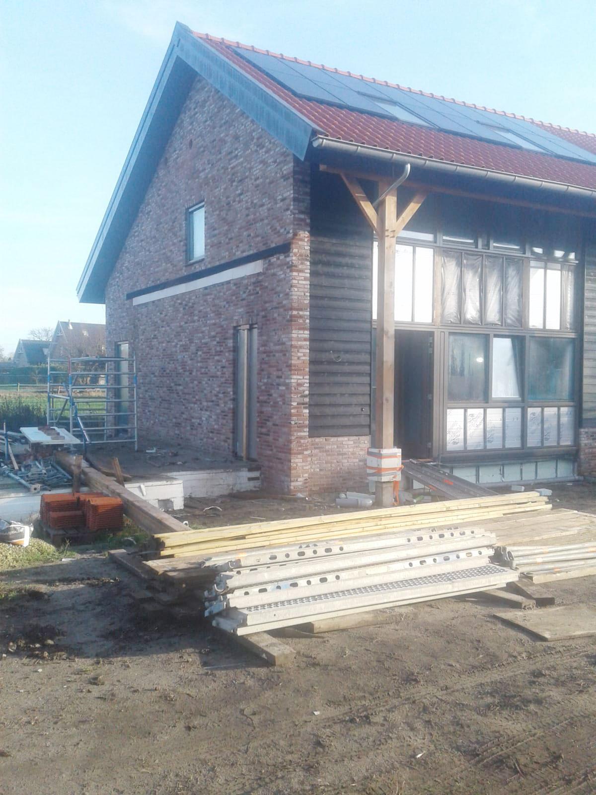 bouwupdate - Veldschuur Soester Erf Soest