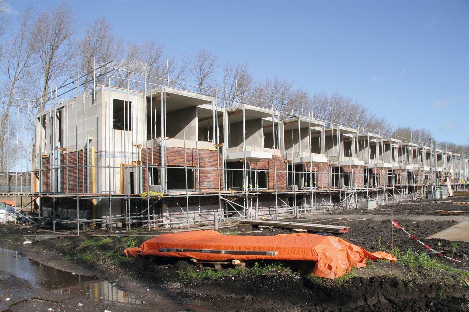 bouwupdate - Bracklaan Reeuwijk