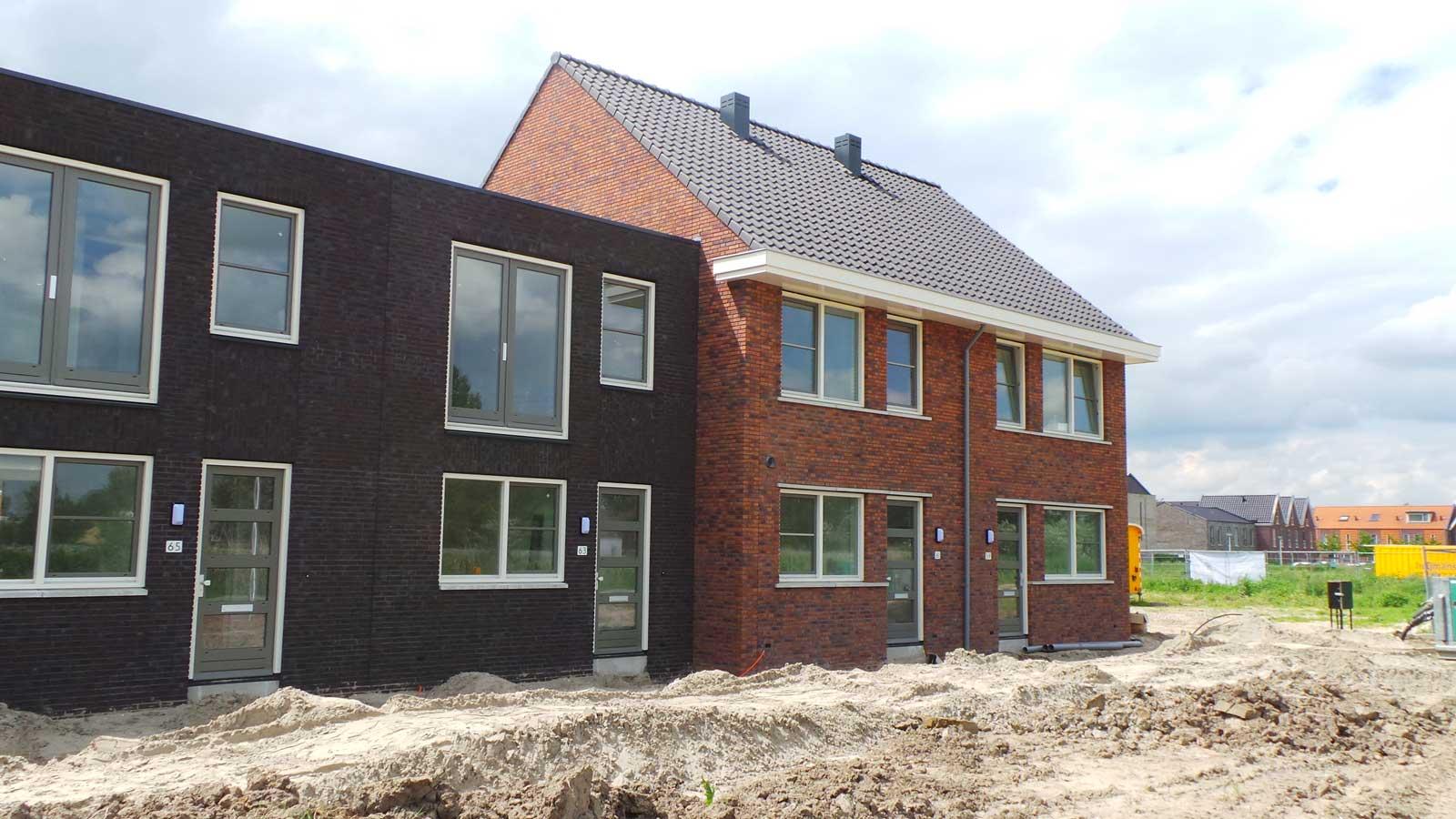 bouwupdate - CPO Starterwsoningen Weideveld Bodegraven
