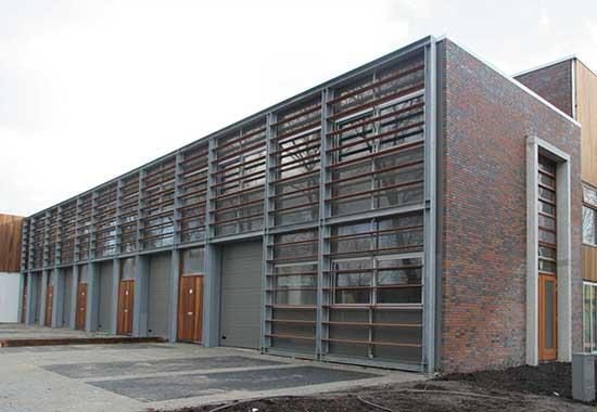 Bedrijfsverzamelgebouw Leeuwensingel Reeuwijk
