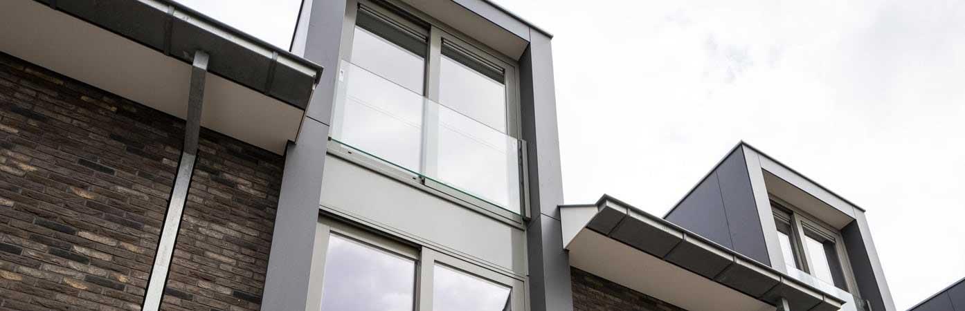 detail goot dakkapel - Reeuwijk Moerweide Havenwoningen Vosplan