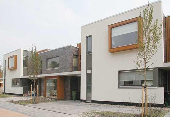44 nieuwbouwwoningen Bracklaan Reeuwijk